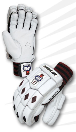 MB Malik Sarfi Batting Gloves