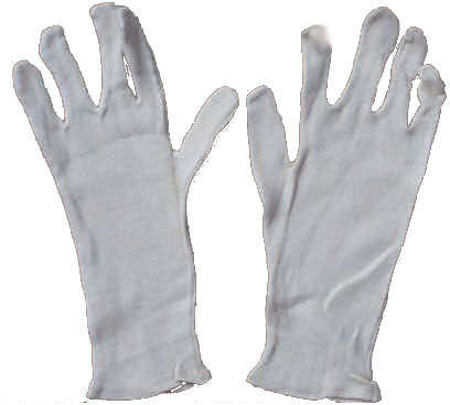 Gloves Inner - white - no foam