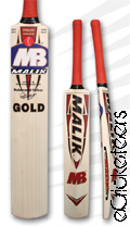 MB Malik Gold Bat